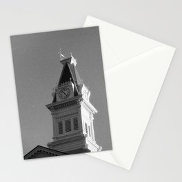 Clock Tower Stationery Cards
