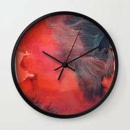 Feel the Way I Do Wall Clock