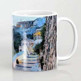 Santorini 29 Coffee Mug