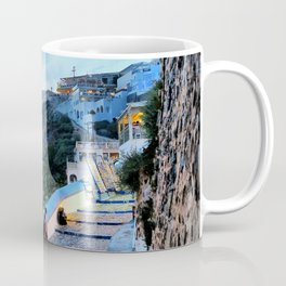 Santorini 29 Coffee Mug