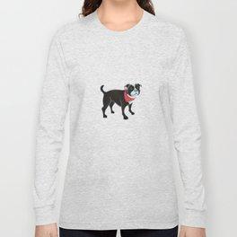 Staffordshire Terrier Long Sleeve T-shirt