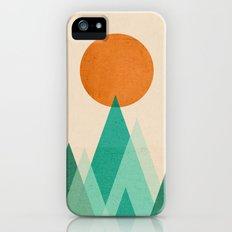 No mountains high enough iPhone (5, 5s) Slim Case