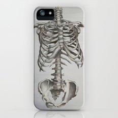 Skeleton Slim Case iPhone (5, 5s)