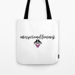 Intersectional Feminist - Design 1 Tote Bag
