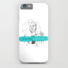 no.11 #thefeelscollective iPhone 6s Slim Case