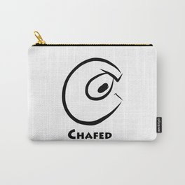 Angry Alphabets: C  Carry-All Pouch