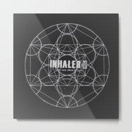 """""""Origin of Symmetry""""- Muse Metal Print"""