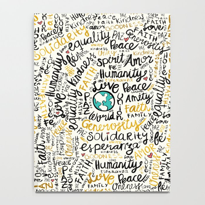 Positive Messages Notebook