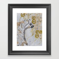 Contraption Framed Art Print