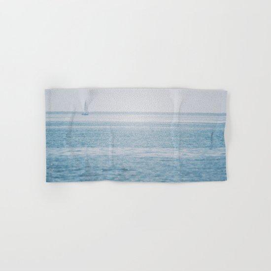 Shimmering Sea Hand & Bath Towel