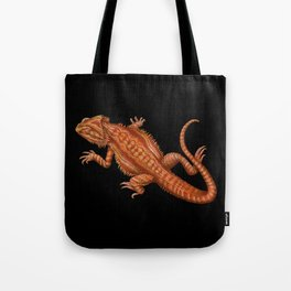 Bearded Dragon 2 Tote Bag