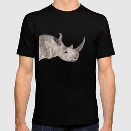 Watercolor Rhino T-shirt