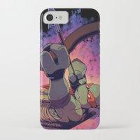 leonardo iPhone & iPod Cases featuring Leonardo by Hitto