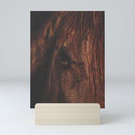 Horse - Sioux Mini Art Print