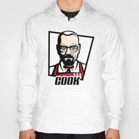 cook Hoodies featuring Heisenberg Cook by Maioriz Home