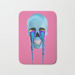 skull 23 aka bacon Bath Mat