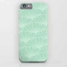 Lady in Mint iPhone 6s Slim Case