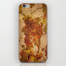 The most noble and challenging of fruits iPhone Skin
