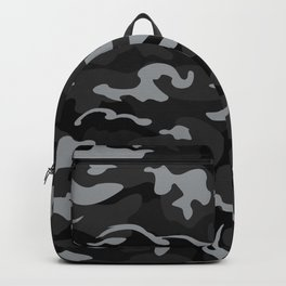 Camo Style - Urban Camouflage Backpack
