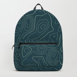 Topographic Map 03A Backpack
