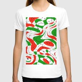 Chistmas Argyle 7 T-shirt
