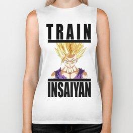 Train Insaiyan - Gohan Biker Tank