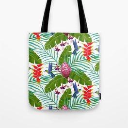 Hummingbird in the Rainforest Tote Bag