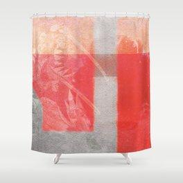 日本 Shower Curtain