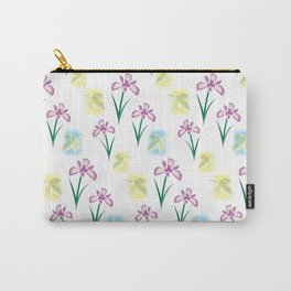 Scent of Irises Carry-All Pouch