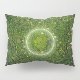 Forest Halo Pillow Sham