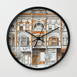 Queen Street Arcade Toronto Wall Clock