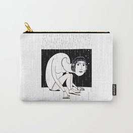 strange woman Carry-All Pouch