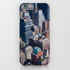 New York City - Manhattan #1 Slim Case iPhone 6s