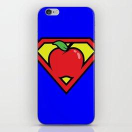 Super Teacher iPhone Skin