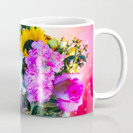 Disco Bouquet II Coffee Mug