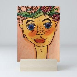 Laila Mini Art Print