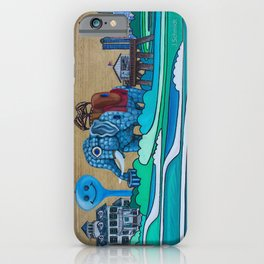 Absecon Island iPhone Case