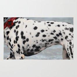 EEB. Dalmatian Rug