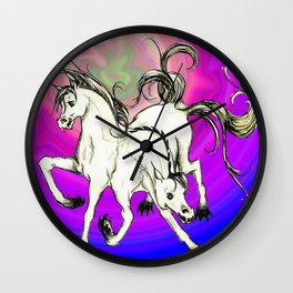 horse of DOOM, revisited Wall Clock