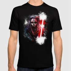 Darth Nihilus Black Mens Fitted Tee X-LARGE