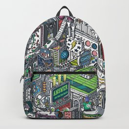 The American Football Media Factory Backpack