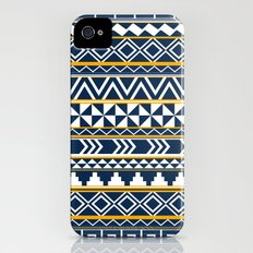 Tribal Pattern 2 iPhone (4, 4s) Slim Case