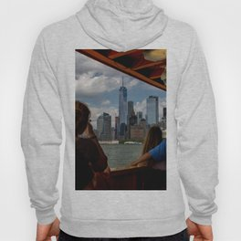 Freedom Tower & Tourists Hoody