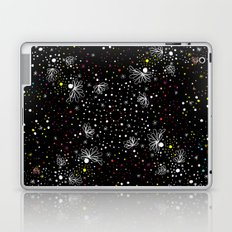 Constellations and flowers Laptop & iPad Skin