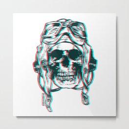 200 Metal Print