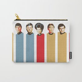 Star Trek TOS Graphic Print Carry-All Pouch