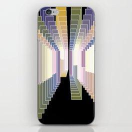 Tonal degradation iPhone Skin