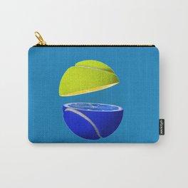 Tennis ball lemon Carry-All Pouch