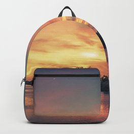 Sunset River - Sacramento River Backpack