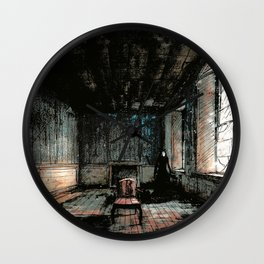 Daylight Dims Vol 2 Cover Wall Clock